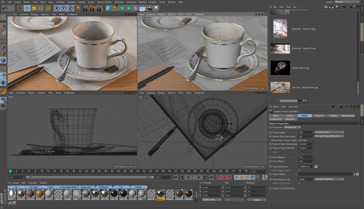 CINEMA 4D Studio R19 Student